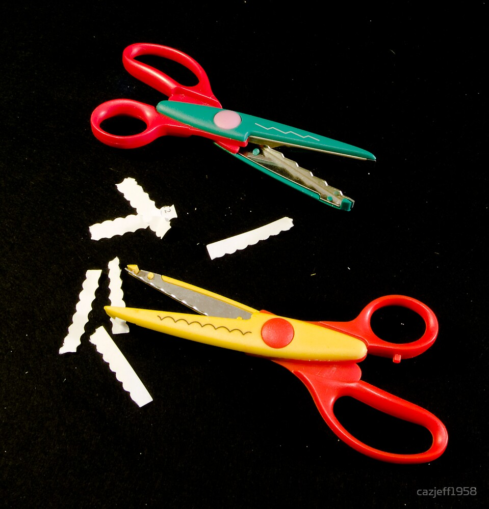 scissors by cazjeff1958