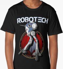 Regult Robotech macross zentradi zentran robot Long T-Shirt
