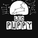 Leo Zodiac Pup by NerdyDoggo