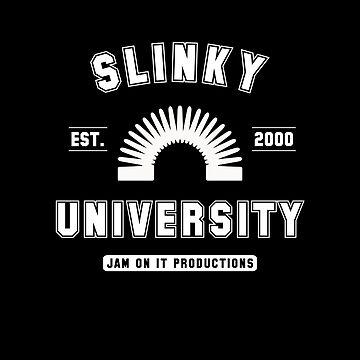 Slinky University by jamonitmack