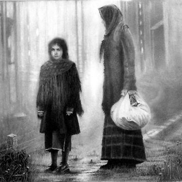 The great Depression, Mother and Daughter by terrytheboy2000