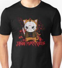 Jason Purrrhees Unisex T-Shirt