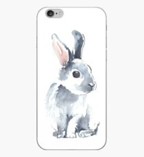 Moon Rabbit II iPhone Case
