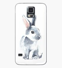 Moon Rabbit II Case/Skin for Samsung Galaxy