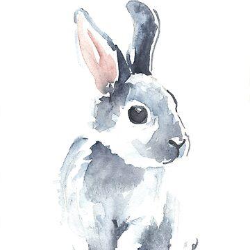 Moon Rabbit II by desines