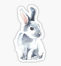 Moon Rabbit II Sticker