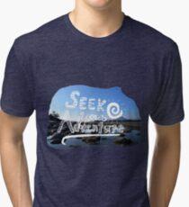 Seek Your Adventure Tri-blend T-Shirt