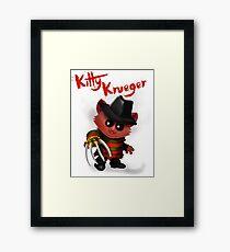 Kitty Krueger Framed Print