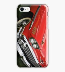 1958 Chevy Impala iPhone Case/Skin