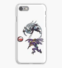 Khazix and Rengar Playtime iPhone Case/Skin
