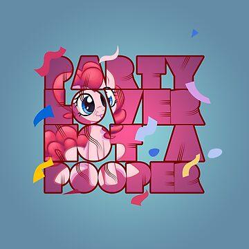 Flamevulture Premade Design - Pinkie Pie by broniesunite