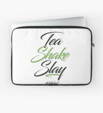 Tea Shake Slay Herbaswag Laptop Sleeve