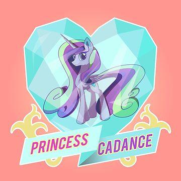 Flamevulture Premade Design - Princess Cadance by broniesunite