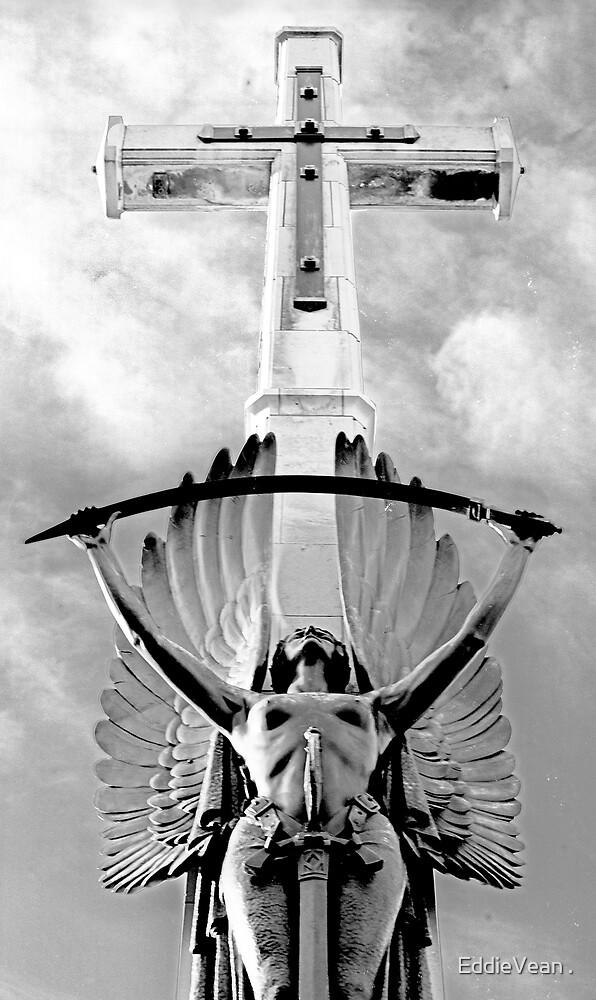 Crucifix by EddieVean .
