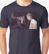 BIG L IN THE STUDIO Unisex T-Shirt