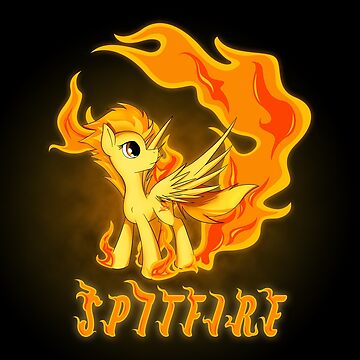 Flamevulture Premade Design - Spitfire by broniesunite