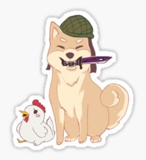 CSGO CHABO AND DOGE Sticker