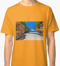 Merrial Beach View Classic T-Shirt