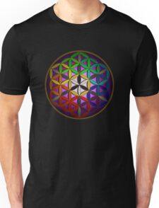flower of life (spectral) T-Shirt