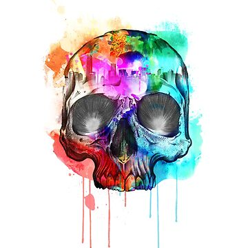 Bright Skull by stultified
