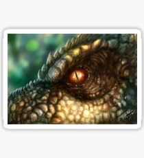 Dragon Eye Sticker