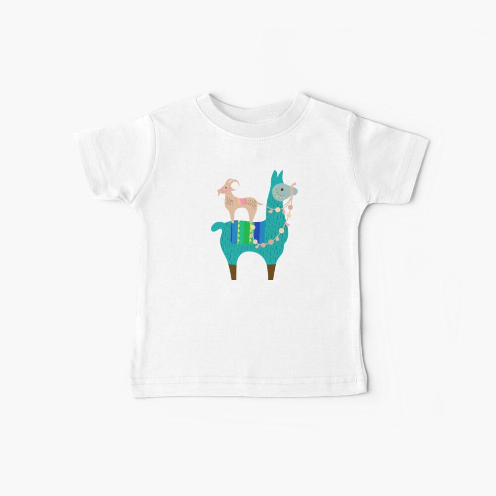Llama Fun  Baby T-Shirt