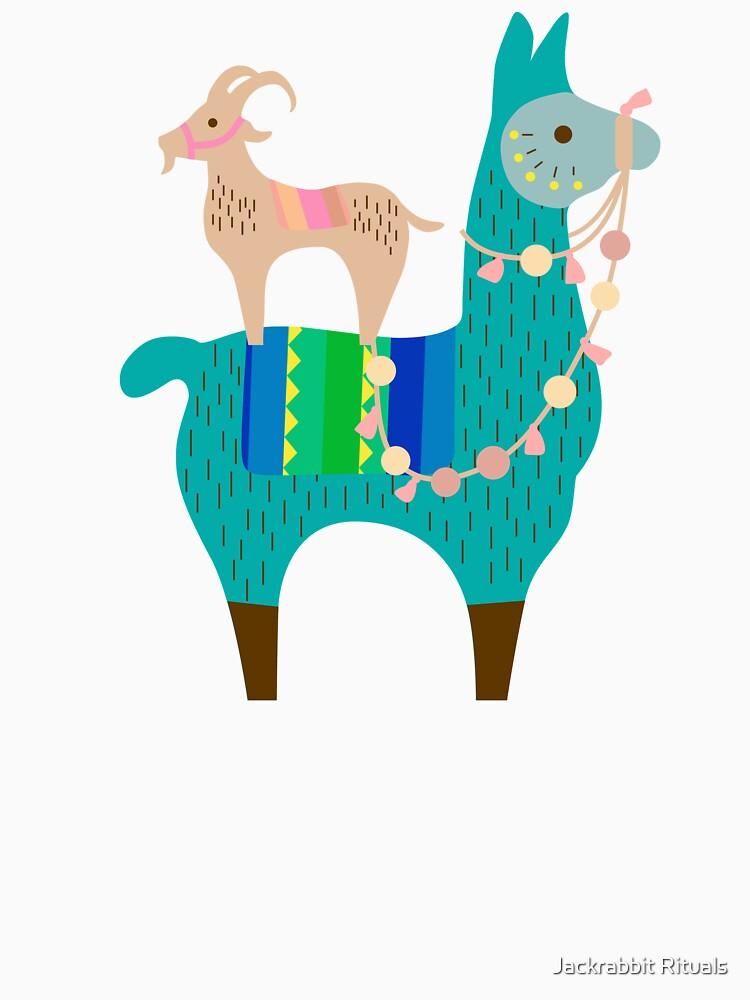 Llama Fun  by CreativeFit