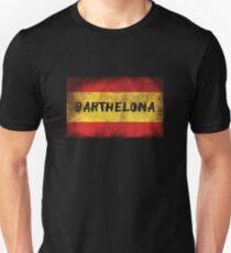 Barthelona Unisex T-Shirt