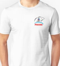 Russia Rugby Unisex T-Shirt