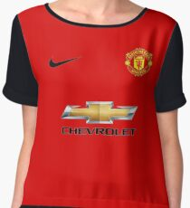 Official manchester Chiffon Top