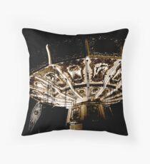 Panelled Art Throw Pillow