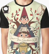 over the garden wall graphic t shirt - Over The Garden Wall Merchandise