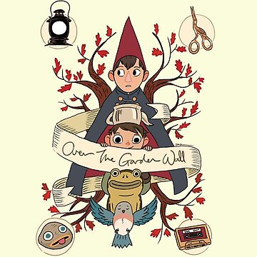Over The Garden Wall  by superkintring