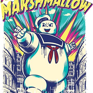 Attack of the Marshmallow by stultified