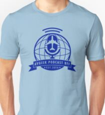 AvGeek Podcast BFF Unisex T-Shirt