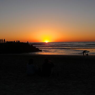OB Sunset by TiTi