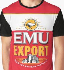 Emu Export Gear Graphic T-Shirt