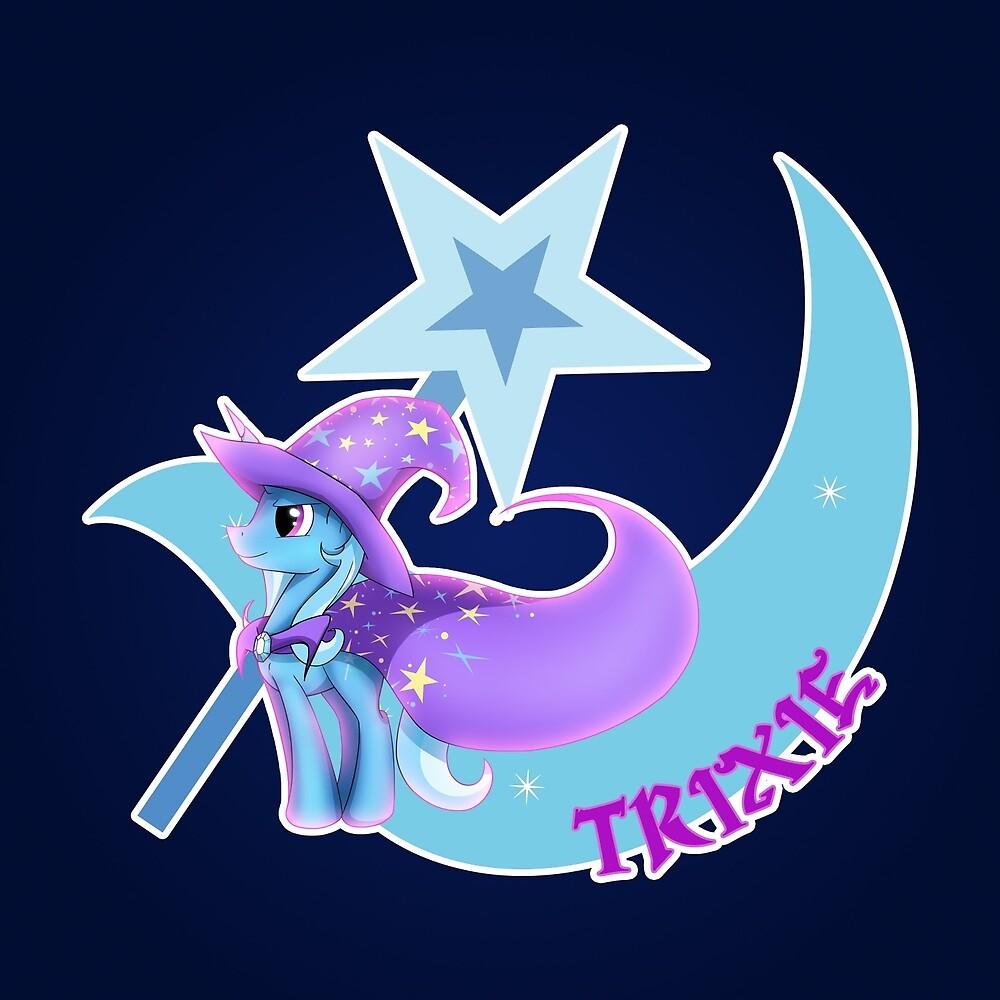 Flamevulture Premade Design - Trixie by broniesunite