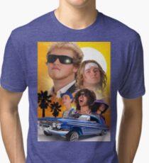 Soul Crunk  Tri-blend T-Shirt