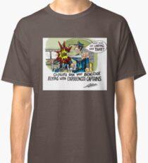 Pilot in command Classic T-Shirt
