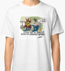 Pilot in command Classic T-Shirt