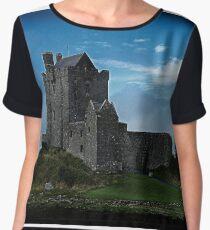 Yee Old Irish Castle Chiffon Top