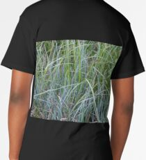 blue grass Long T-Shirt