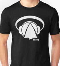 Slinky Logo Small Font Side Unisex T-Shirt