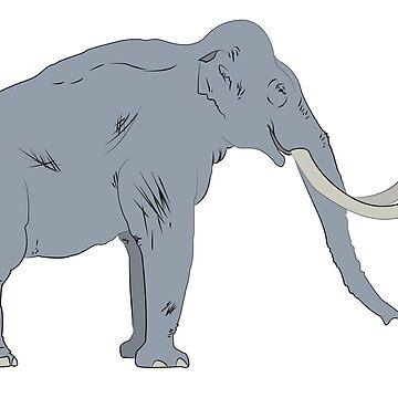 Gentle Giant by roseasaur