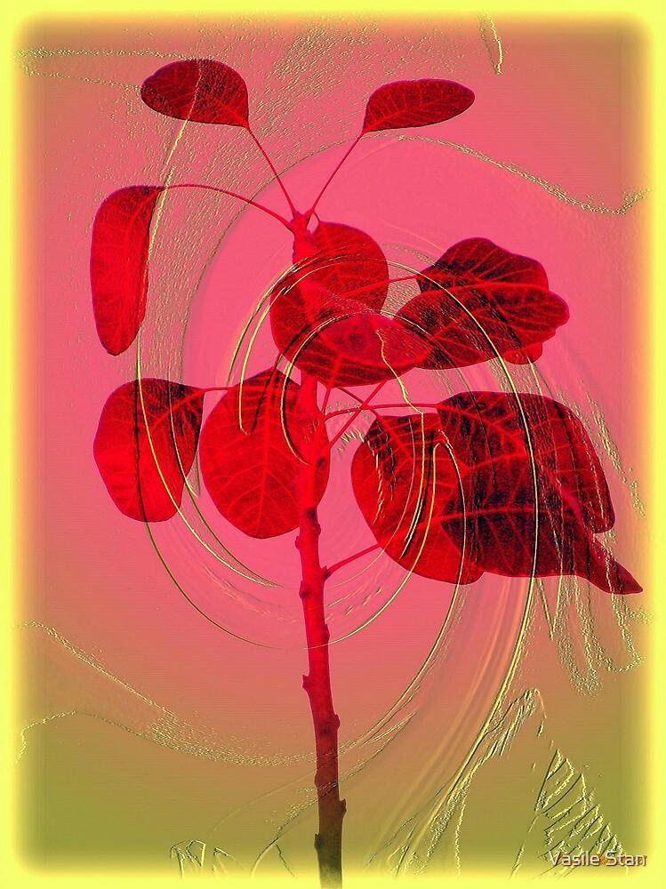 Tree of Love by Vasile Stan