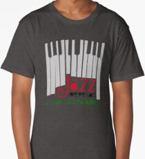 a tribe called quest - jazz Long T-Shirt