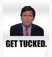 Tucker Carlson #13 Poster