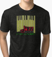 a tribe called quest - jazz Tri-blend T-Shirt