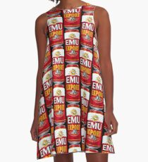 Export Can A-Line Dress